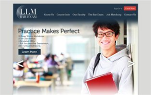 LLM Bar Exam Case Study