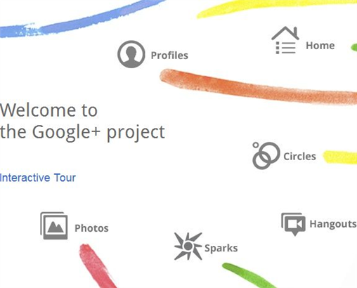 google+ invites you