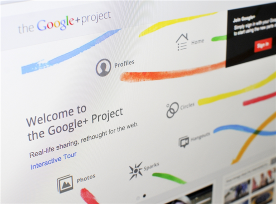 google plus project image