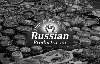Russian Products Design