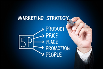 marketing strategy explaining
